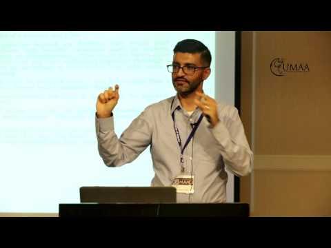 "TED Talk with Waqar Najaf Zaidi - ""Physics of Spirituality"""
