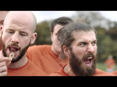 HARIBO Rugby Advert