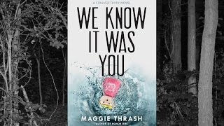 We Know It Was You, Book Trailer !!