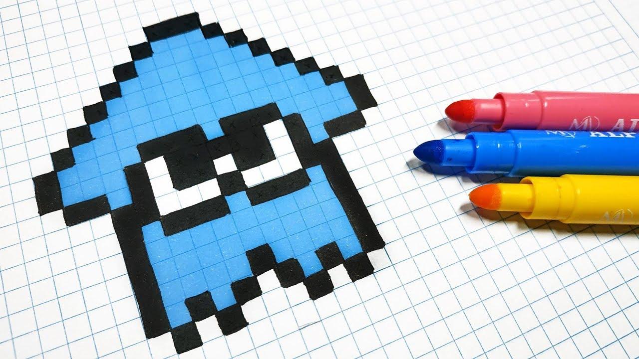 Handmade Pixel Art How To Draw Splatoon Pixelart