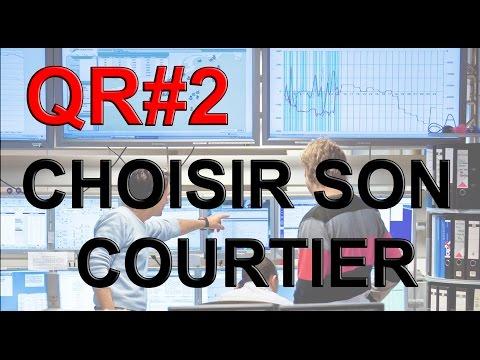 QR#2 - CHOISIR SON COURTIER EN BOURSE