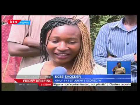 Friday briefing: KCSE shocker exudes harsh reactions from educational enthusiasts
