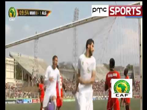 Malawi VS Algerie PMC Sport HD