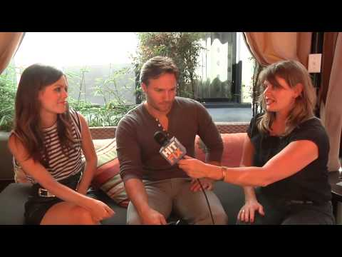 The To Do List Rachel Bilson and Scott Porter