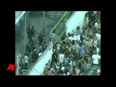 Gunman Opens Fire in Rio De Janeiro School