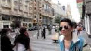 On the road with INNA #80 Spain, Madrid