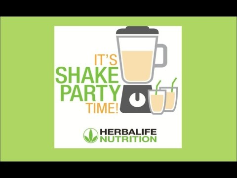 Herbalife Shake Party Unique Birthday Party Ideas And Themes