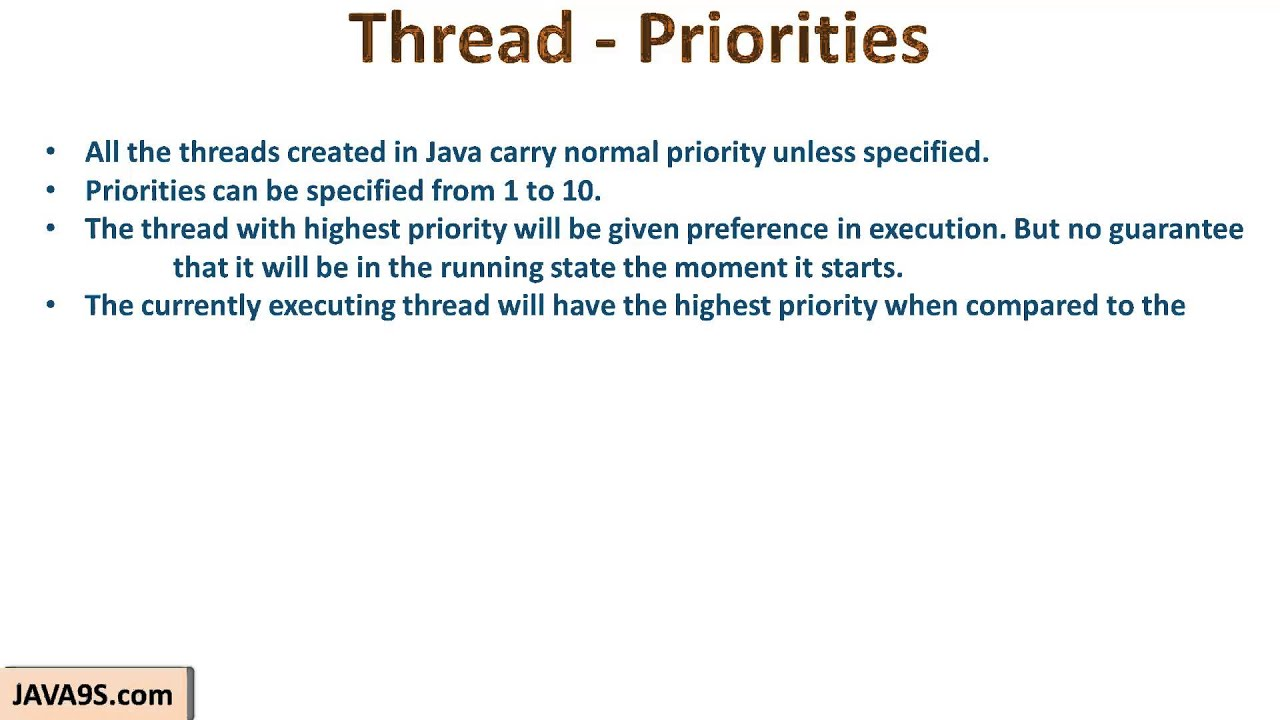 how to create thread in java