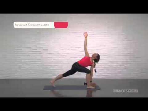 Beginners Yoga For Runners