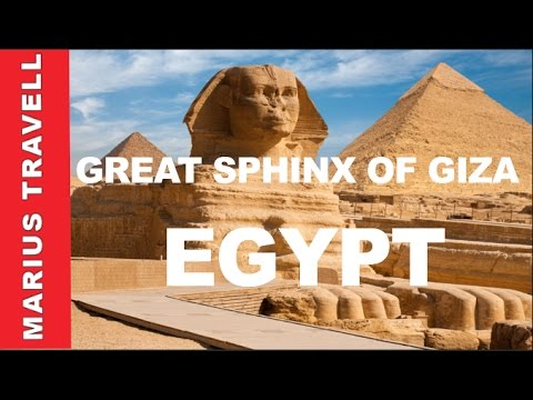 Carbon dating sphinx