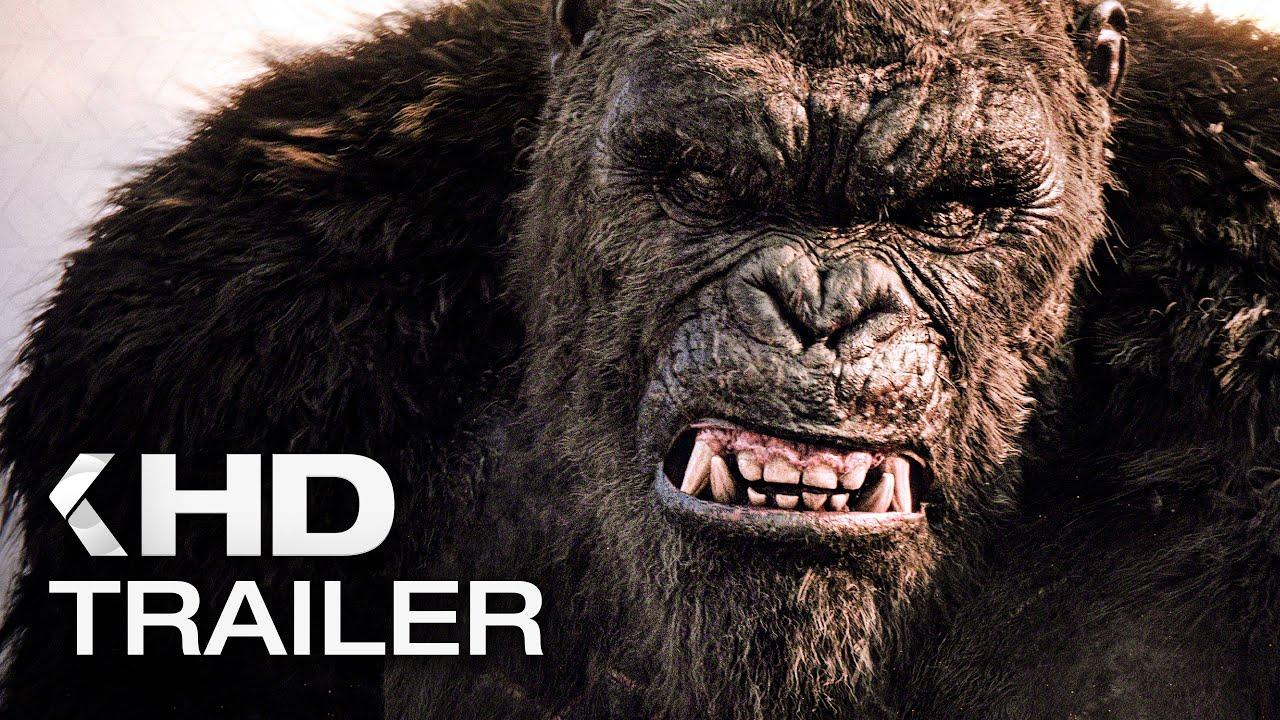 Download GODZILLA VS KONG Trailer German Deutsch (2021)