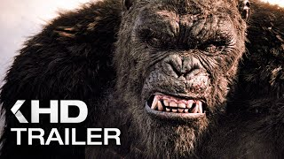 GODZILLA VS KONG Trailer German Deutsch (2021)