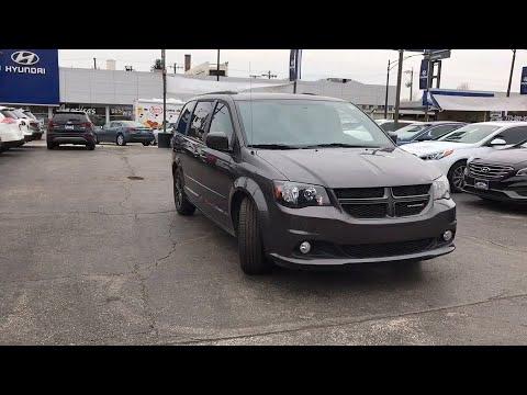 2017 Dodge Grand Caravan Chicago, Elmwood Park, Oak Park, River Grove, Harwood Heights, IL YPJ5661