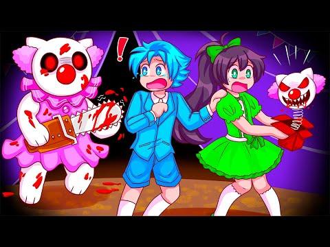 The Disturbing Roblox Piggy Circus...