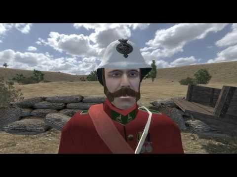 Mount and Blade Warband: Battle of Rorke's Drift |