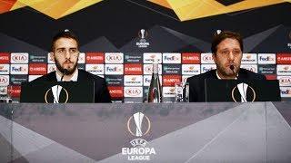 Συνέντευξη Τύπου Ντιναμό Κιέβου - Ολυμπιακός / Press Conference Dynamo Kiev - Olympiacos