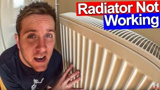 How to Fix One Radiator Not Working - Plumbing Tips