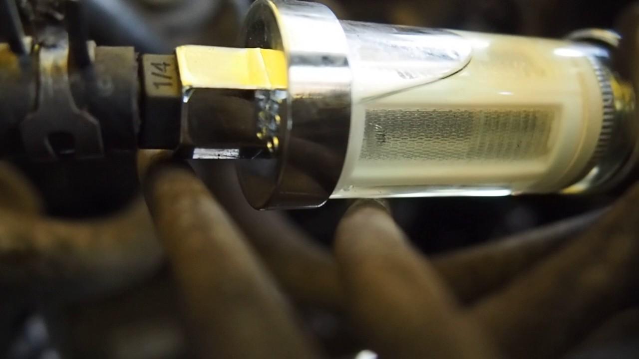 [SCHEMATICS_4NL]  Mr. Gasket Inline Fuel Filter - YouTube | Install Inline Fuel Filter |  | YouTube