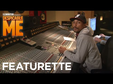 "Despicable Me - Featurette: ""Music of Despicable Me"" - Illumination"