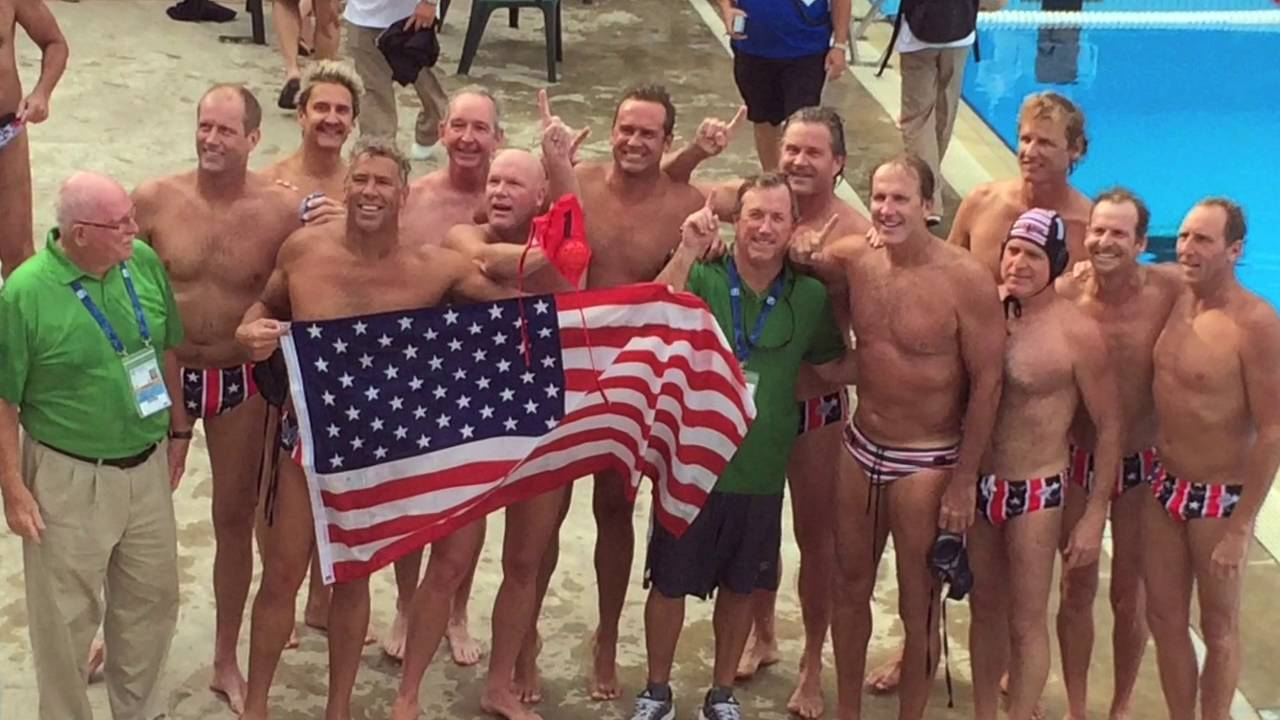 Olympic Club International Masters Swimming Hall Of Fame Youtube