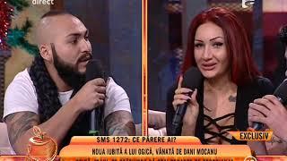 Stelian Ogica si manelistul Dani Mocanu, discutie aprinsa din cauza unei tinere