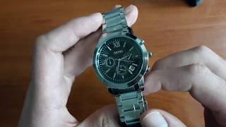 Обзор и настройка. Мужские часы Skmei 9097 Brave с датой. Интернет - магазин Lekos