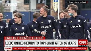 After 16 years, leeds united is back in the english premier league. as players get ready for saturday, chairman andrea radrizzani says he considering ...