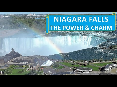 Niagara Falls - The Power and Charm