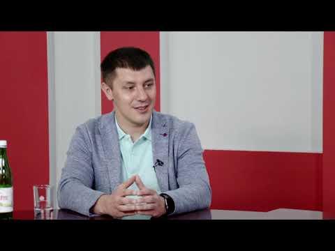 Актуальне інтерв'ю. Е. Прощук. Про перспективи розвитку Калуського і Рогатинського районів