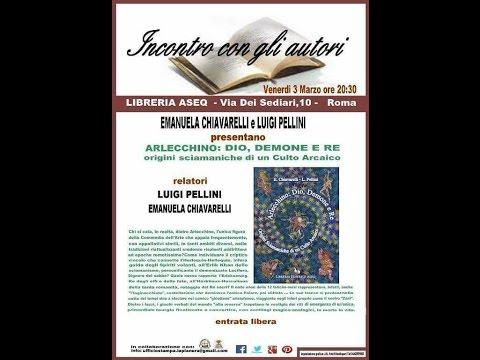 Chivarelli-Pellini - ARLECCHINO: DIO, DEMONE E RE