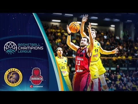Falco Szombathely V Casademont Zaragoza – Highlights – Basketball Champions League 2019-20