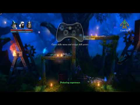 Trine Enchanted Edition - Walkthrough - 3 Players - Part 5 - Steam remote play |