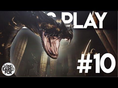 HUGE SNAKE BOSS   Assassin's Creed Origins [HARD MODE] - #10 (HD/XBOX ONE)