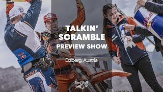 Talkin' Scramble: Live Preview Show of Erzbergrodeo Red Bull Hare Scramble 2018.