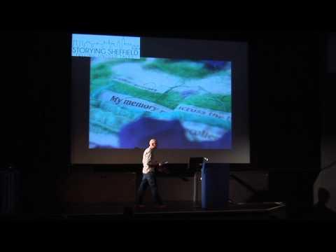 The Power of Story - Dr. Brendan Stone - TEDxSheffield