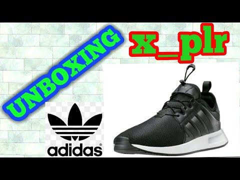 the latest 3def6 52bd9 Adidas x plr Unboxing Review