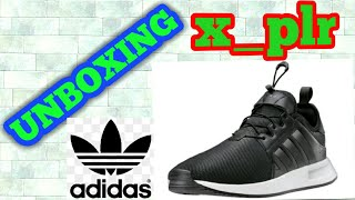 the latest fe9d5 049ba Adidas x plr Unboxing Review