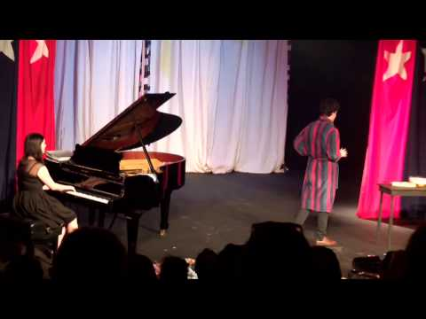 HARRY AND LIV - a short cabaret by Charlotte and Evan Kerr
