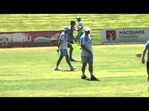 David Carney Press Conference | Player Interviews | Sydney FC