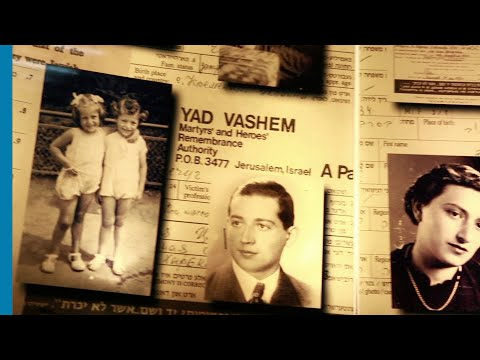 The Search for the Names of the Six Million Holocaust Victims