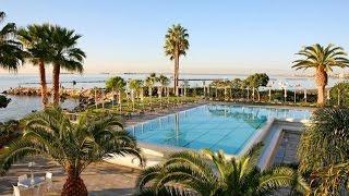 Отели Кипра.Crowne Plaza Limassol 4*.Лимасол.Обзор(Горящие туры и путевки: https://goo.gl/cggylG Заказ отеля по всему миру (низкие цены) https://goo.gl/4gwPkY Дешевые авиабилеты:..., 2016-02-04T23:03:32.000Z)