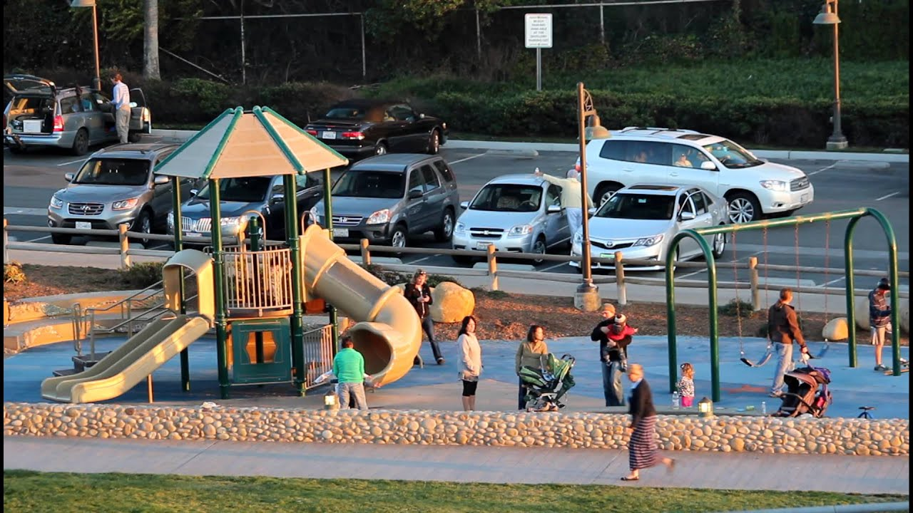 Solana Beach Parks Include This Playground At Fletcher Cove You