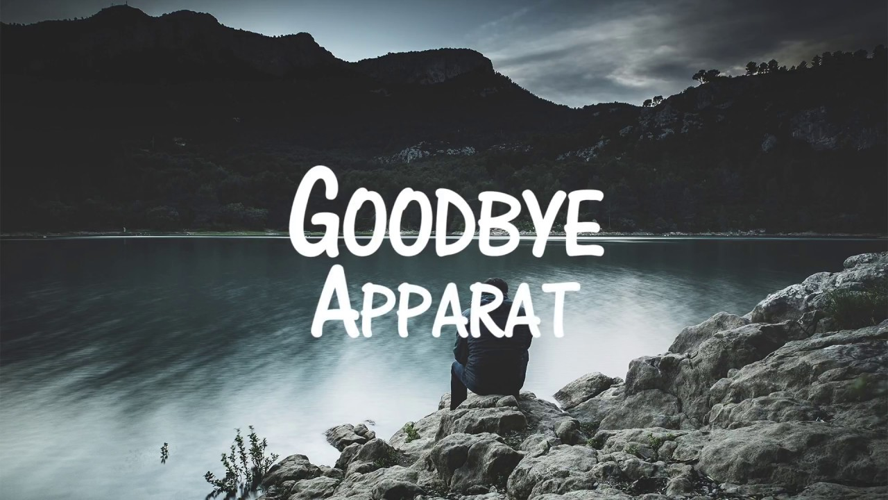 goodbye apparat