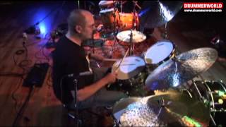 Billy Ward Drum Clinic: Paradiddles