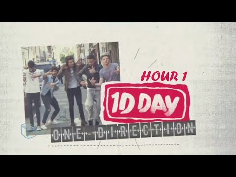 1D Day: Hour 1 with One Direction (Nov 23, 2013) 1 of 7