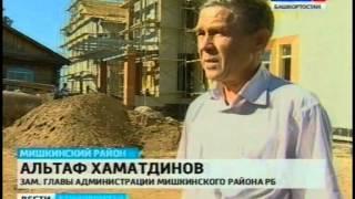 Строительство образовательного центра в Сосновке