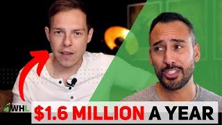 Yet Another Millionaire Reacts to $1.6m per year Graham Stephan| CNBC Make It Video