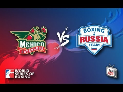 Mexico Guerreros- Team Russia - Week 5 - WSB Season 3