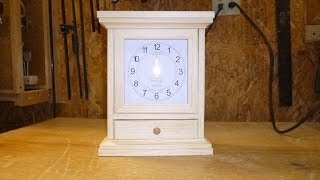 Build Your Own Mantel Clock