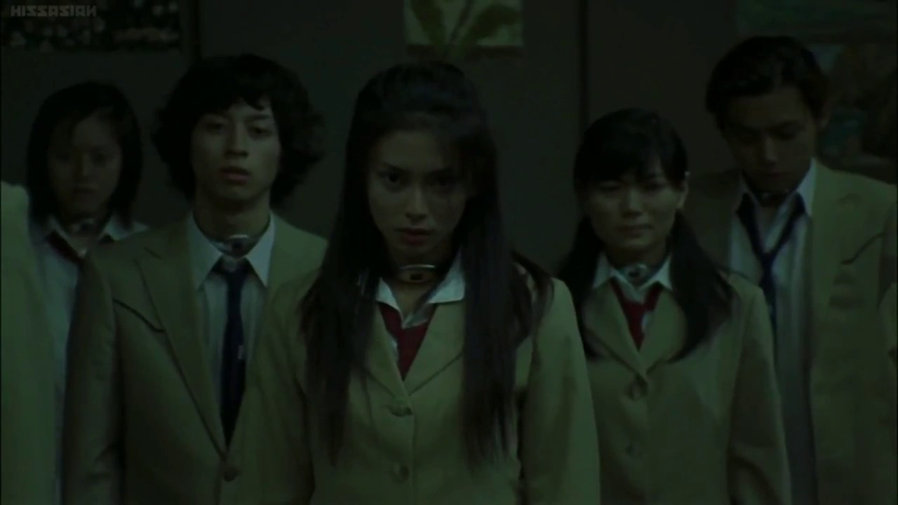 Battle Royale: Mitsuko Tribute